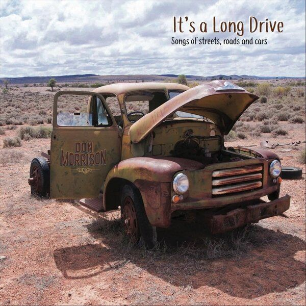 Cover art for It's a Long Drive